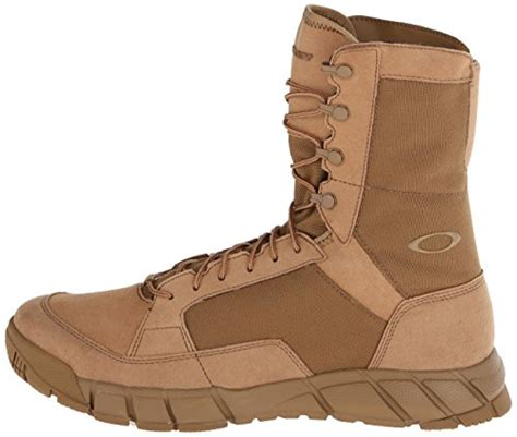 oakley light assault boot 2 coyote oakley men s light assault military boot coyote 10 5 m
