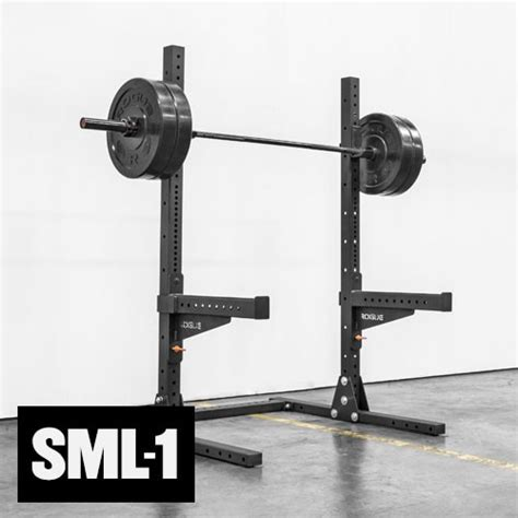 Competition Squat Rack by Sml 1 Rogue 70 Quot Lite Squat Stand