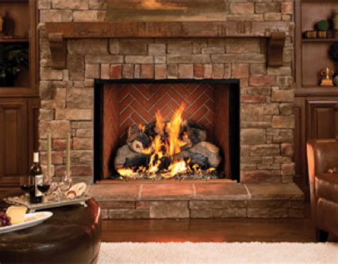 Fireplace Insert Gas Logs by Ventless Gas Fireplace Inserts Search