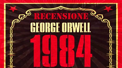 libro the play of george recensione libro 1984 youtube