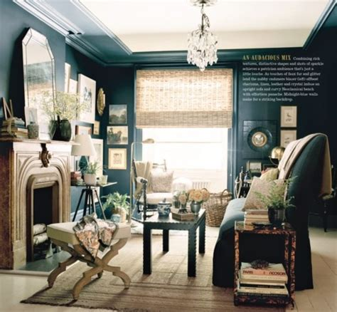 dark blue living room walls home decor photos dark blue walls in an old townhouse