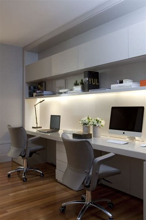 50 Home Office Space Design Ideas For Two People The Home Office Space Design