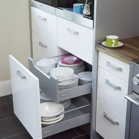 kitchen drawer designs space saving kitchen drawers kitchen storage housetohome co uk