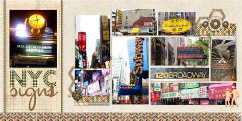 scrapbook layout travel 12 ideas for scrapbooking travel to cities