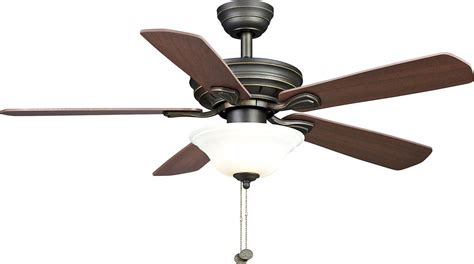 inexpensive ceiling fans 52 inch indoor bronze incandescent ceiling fan