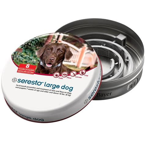 collar reviews product review seresto flea and tick collar new owners
