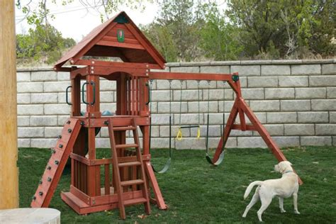 swing texas the perfect wooden swing sets for small