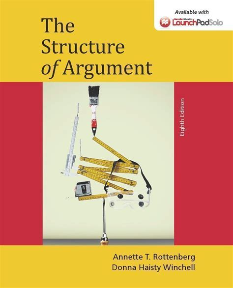 the structure of argument books chemeketa bookstore