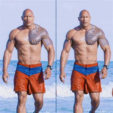 dwayne johnson getting his tattoo dwayne johnson tattoos full guide and meanings 2018
