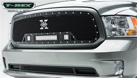 dodge grill 2013 2014 dodge ram 1500 torch series led light grille