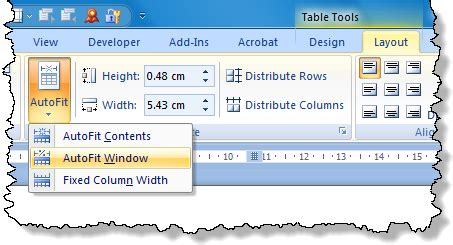 excel 2007 format axis autofit margins do not fit page size error in excel 2007