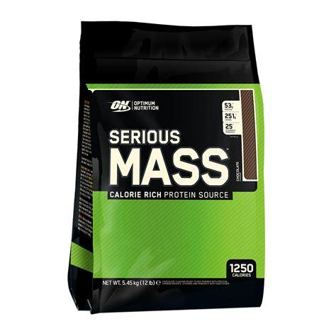 On Seriousmass 1 Lbs Eceran serious mass 12 lbs 5443g mass gainers optimum nutrition
