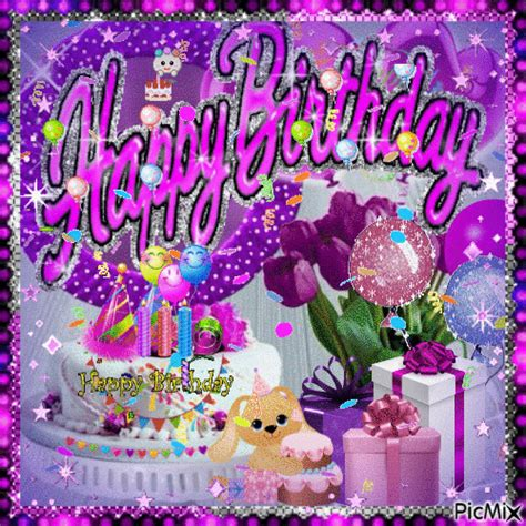 birthday greetings gif images happy birthday pictures photos and images for