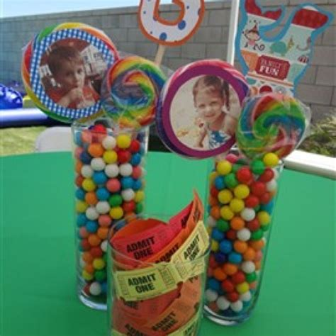 carnival themed table decorations best 25 carnival centerpieces ideas on circus