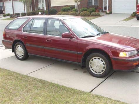1993 honda accord ex wagon buy used 1993 honda accord wagon ex in matthews
