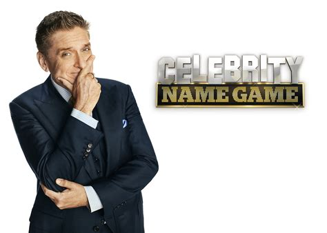 what is celebrity name game celebrity name game