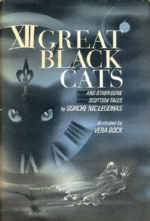 nekomonogatari black cat tale books twelve great black cats and other eerie scottish tales by