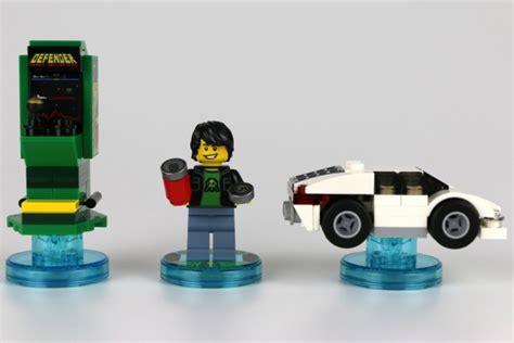 Diskon Lego 71235 Dimensions Midway Arcade Gamer Kid lego dimensions zusammengebaut part 3