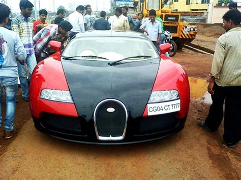 remodeled cers honda city converted into bugatti veyron