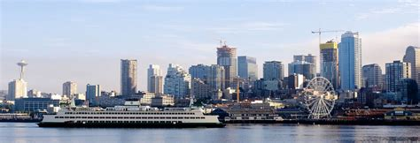Mba Internships In Seattle by Time Mba Foster School Of Business