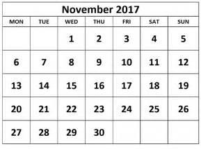 Calendar 2017 Template Singapore November 2017 Calendar Singapore Printable Template With