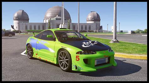 brian fast and furious 1 car brian o conner paul walker 1995 mitsubishi eclipse gsx