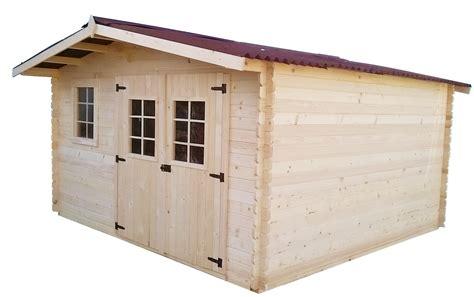 abri de jardin bois 20m2 abri de jardin en bois 4x4 m bouvara bou4040 02n bouvara des prix attractifs avec la