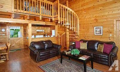 2br 2br 2br cabin in tennessee near dollywood for sale