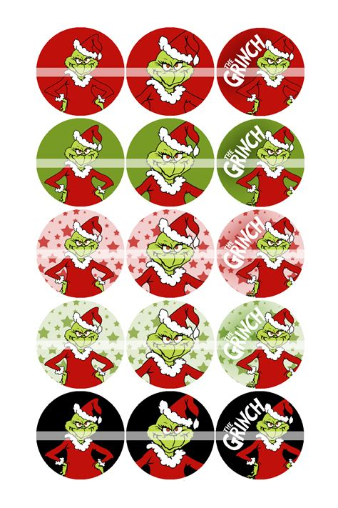 printable grinch stickers christmas printable images gallery category page 4