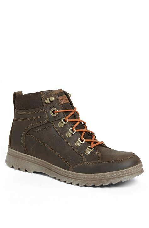 waterproof boot ecco darren waterproof boot in brown for birch lyst