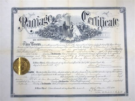 Texas marriage license process ohio