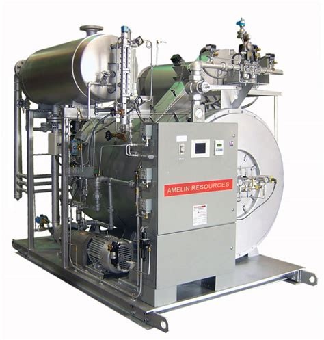 industrial steam generators