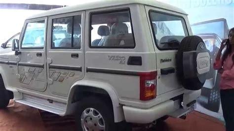 mahindra bolero top model price mahindra bolero new model auto show 2015 rajkot india