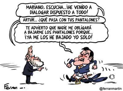 humor grafico consulta catalana 9n independencia catalu 241 a humor gr 225 fico blog de ferran mart 237 n caricaturas