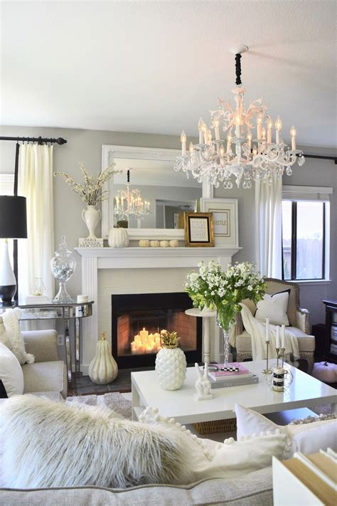 21 gorgeous living room spaces classy clutter christmas tree ideas show me decorating