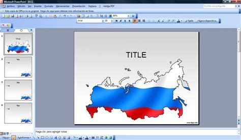 powerpoint templates russia russia powerpoint template flag background slide