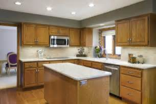 Kitchen Wall Colors With Honey Oak Cabinets Kitchen Paint Colors With Oak Cabinets Living Room