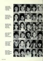 junior high school yearbooks actis junior high school americana yearbook bakersfield ca class of 1983 page 50