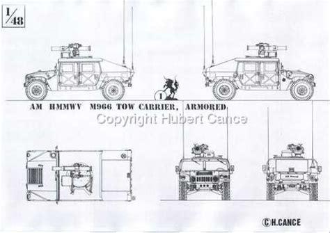 humvee blueprints hmmwv blueprint images reverse search