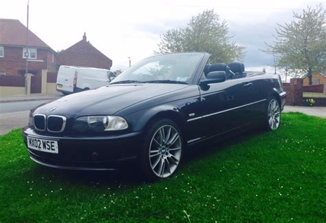 Bmw 318i Convertible by Immaculate 318i Bmw Convertible