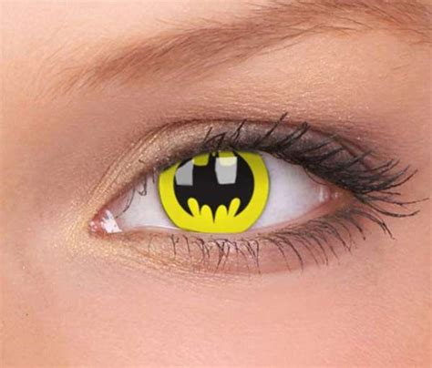 Spooky Trend Colored Contacts by Inspired Contacts Contact Lenses
