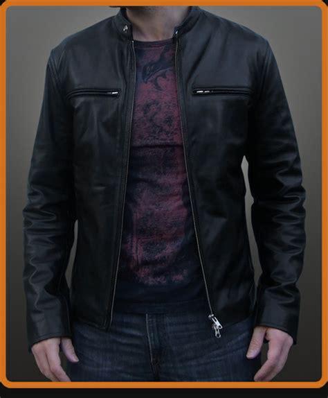 jual jaket kulit domba asli model klasik  lapak adira