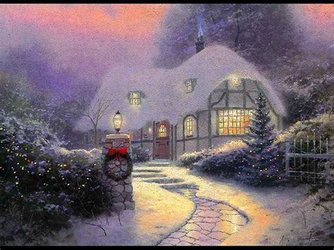 Winter Cottage by Free Wallpaper 2017 Grasscloth Wallpaper