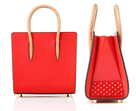 Christian Louboutin Ironica Handbag by Bag Of The Week Christian Louboutin Custom