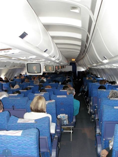 A310 Cabin by Jfk For 1 Day Transatlantic Hop On Csa Airlines