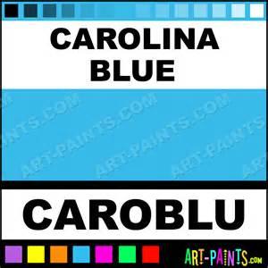 carolina blue color carolina blue basic ink paints caroblu carolina