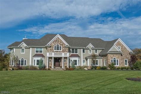 5 multi million dollar homes in somerset county watchung