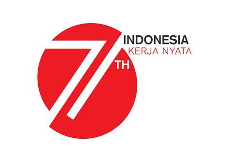 hut indonesia logo dan tema peringatan hut ri ke 71 tahun 2016 info