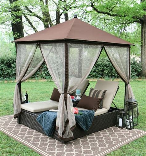 arden chaise gazebo the two the mosquito and day bed