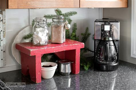 5 minute ideas with a minimalist junk decorating
